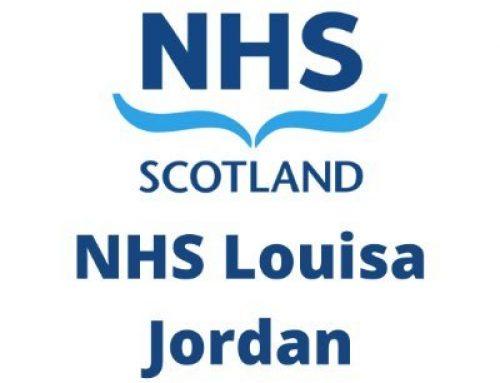 NHS Louisa Jordan now Operational